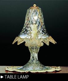 VENICE ARTE テーブルランプ