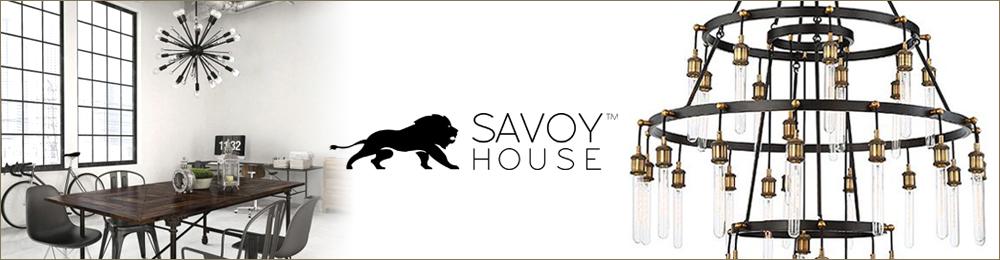 SAVOY照明のバナー