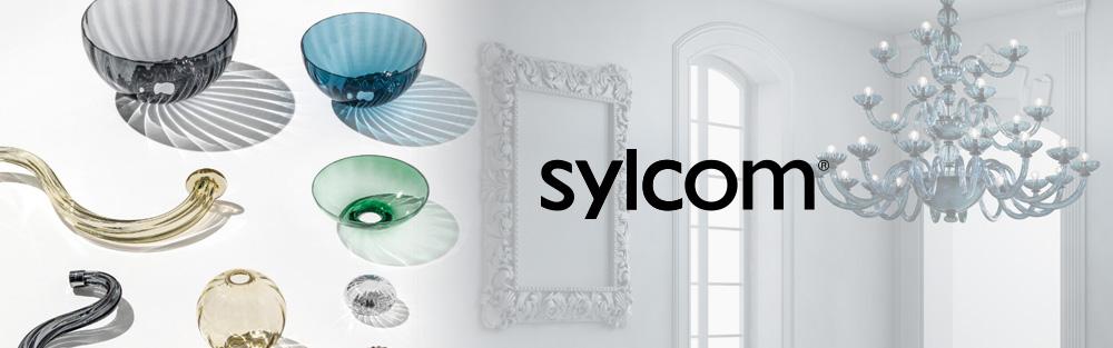 Sylcomのシャンデリア