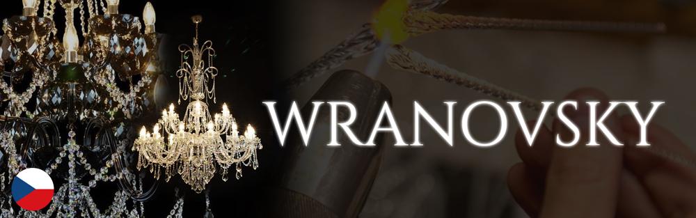 WRANOVSKYはチェコの照明メーカーです。